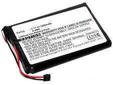 Batterie pour Garmin nüvi 2460, 2497, 2545, 2577, LT, LMT, 2585tv