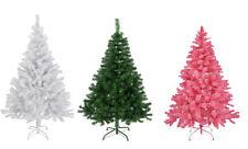 Künstlicher Weihnachtsbaum # weiß, grün, pink + Größe wählbar # Tannenbaum Baum
