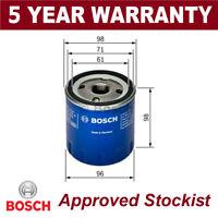 Bosch Oil Filter P7106 F026407106
