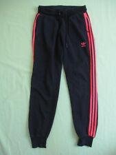 Pantalon Adidas Originals Noir Femme Style vintage Survetement - 38