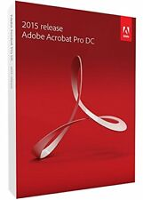 Adobe Acrobat Pro DC - Retail Boxed (Mac)