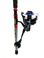 Fishing rod combo Skunk Works T-Latitude 24kg rod PE-4/ Banax GT6000 Xtreme reel