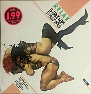 Frankie Goes To Hollywood – Relax (Sex Mix Edit 8:20 Mix) 12ZTAS1 A 2U RARE MIX