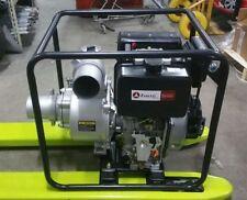 MOTOPOMPA DIESEL/GASOLIO ZANETTI ZDP100 HP 10 AVV. ELET. MOTORE ZDM86 – 6,9 Kw