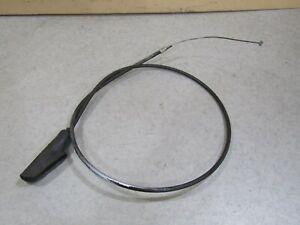 1986 HUSQVARNA WR125 ENDURO CLUTCH CABLE AHRMA