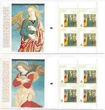 VATICANO - Natale 2009 coppia Libretti **