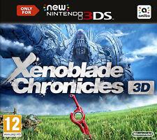 *New* Xenoblade Chronicles 3D (Nintendo 3DS, 2015)