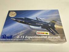 Sealed Revell 1:72 Scale X-15 Experimental Aircraft Model Jet Kit 85-5247