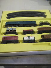 Triang Hornby electric model railway  RS 651 00 freight masters set