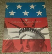 Boy Scout 1964 Jamboree Documents Of Our American Heritage Book