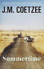 Summertime by J. M. Coetzee (Hardback, 2009), Brand new, free shipping+ tracking
