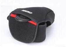 DSLR SLR Neoprene Soft Camera Cover Pouch Insert Bag Inner Case For Nikon Pentax