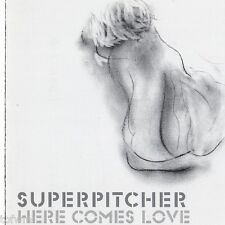 Superpitcher - Here Comes Love - CD Album KOMPAKT CD 32 HOUSE MINIMAL