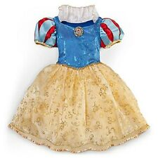 Nwt Disney Store Snow White Costume for Girls Size 4, For weight 33-37 lb