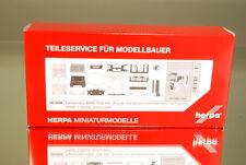 Herpa 083898 conductores casa MAN TGX XXL euro 6 con WLB & techo alerón contenido: 2 unidades