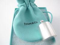 Tiffany & Co RARE VINTAGE Silver Cotton Ball Jar Candy Jar Pill Box