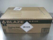 Brennpaste Sicherheitsbrennpaste 200g Chafingdish Brenngel Brennpaste Blaze