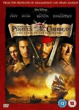 Pirates Of The Caribbean: The Curse Of The Black Pearl (DVD-2006, 1-Disc) R2****