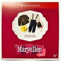 NEW NIB American Girl Maryellen's Sledding Outfit NIB Maryellen Mary Ellen Sled