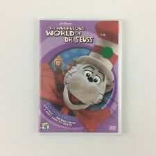 The Wubbulous World of Dr. Seuss - Fun with the Cat BRAND NEW, Free shipping