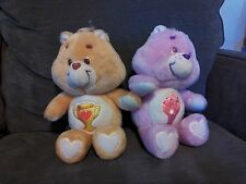 Original 1990s Champ and Share bear Care Bears