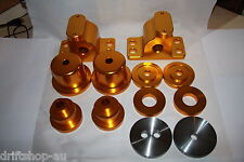 Racetune Billet Rear Diff & Subframe Bushes Toyota Supra Soarer Suspension JZA80