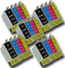 20 T1006 No OEM Cartuchos de tinta para la impresora Epson T1001-4 Stylus SX515W SX600FW