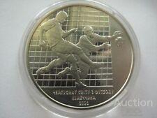 """Ukraine - 2 Gryvnas  coin 2004 """"  2006 Football World Cup """""""