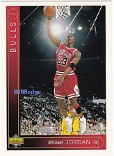1993-94 UPPER DECK BASE CARD #23: MICHAEL JORDAN -9 TIMES ALL-DEFENSIVE 1ST TEAM