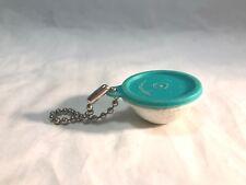 Mini Tupperware bowl with lid, keychain