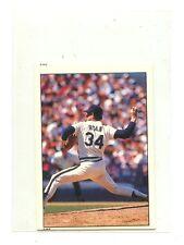 1989 Panini Stickers #226 Nolan Ryan Texas Rangers