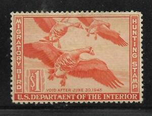 U.S. - Federal Duck Stamp - Mint Never Hinged  - RW11