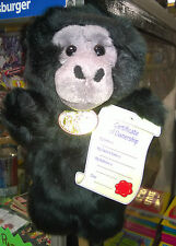 Monkey Ape Chimp soft toy hand puppet size 9 inches long  New Faithful Friends