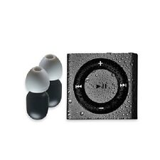 New Swim iPOD Shuffle MP3 & Buds 100% Waterproof Space Grey Bundle + BONUS