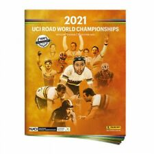 """Cyclisme - Cycling : Images PANINI Stickers """"UCI ROAD WORLD CHAMPIONSHIPS 2021"""""""