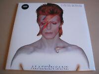 david bowie  ALADDIN SANE  180 gram reissue vinyl lp  brand new mint  sealed