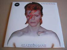 david bowie  ALADDIN SANE  180 gram reissue vinyl lp  brand new mint  sealed