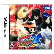 Used DS Katekyoo Hitman Reborn! DS Flame Rumble X Japan Import
