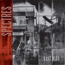 SPECTRES Last Days CD 2018