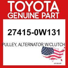 TOYOTA GENUINE 27415-0W131 PULLEY, ALTERNATOR W/CLUTCH OEM