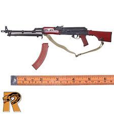 Asad Afghan Fighter - RPD Machine Gun (Metal & Wood) - 1/6 Scale - DID Figures