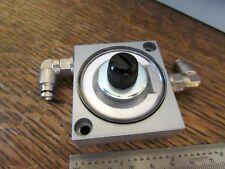 Convum VF-3 Vacuum Pneumatic Ultru Pure Snail Type Filter Metal Housing Fittings
