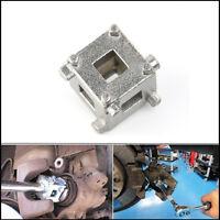 "Rear Disc Brake Piston Caliper Wind Back Cube 3/8"" Drive Tool  For Honda Toyota"