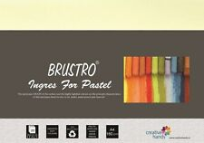 Brustro Artist's Pastel Papers 160 GSM A4 BRINGRES