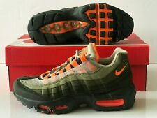 buy popular 4dda7 09ddd Nike Air Max 95 OG Retro Running Shoes String Total Orange Size 5 (AT2865-