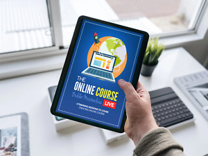 'Online Course Creation' Video Workshop Training Course on DVD-Rom + D/L Link