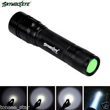 SkyWolfEye 3000 Lumen Powerful 3 Modi CREE XML XPE LED 18650 Taschenlampe Lighte