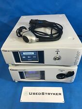 Stryker 1488 HD Camera System with Integrated Camera & L9000 LED Light Source