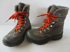 SKYWALK ° warme Stiefel Gr 31 grau Mädchen Schuhe Winterstiefel Outdoor Trekking