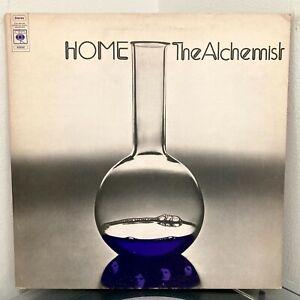 HOME The Alchemist LP 1973 CBS ORIG UK PRESS UK Prog NM/EX Cliff Williams AC/DC
